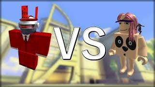 ROBUX VS TROLLER OUTFIT | Roblox Social Experiment