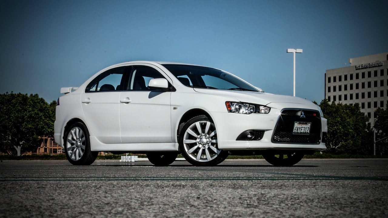 2010 Mitsubishi Lancer Ralliart Review - YouTube