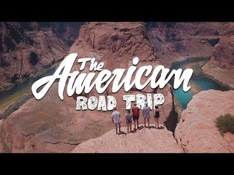 Travelling America in a Rental Van
