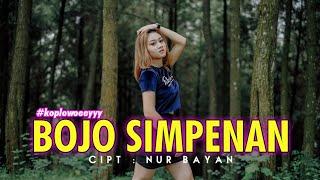 BOJO SIMPENAN - RULY ANTIKA ( Music Video Cover )