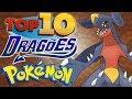 Top 10 Pokémons Dragões Mais Fortes