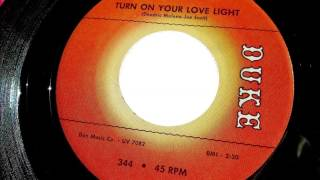 Watch Bobby Bland Turn On Your Love Light video