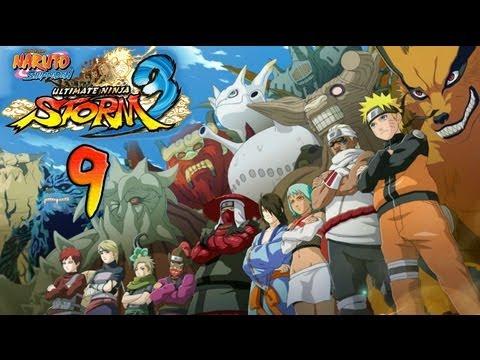 Naruto Shippuden: Ultimate Ninja Storm 3 | Ep.9 | Capitulo 2 | Equipo 7 Reunido