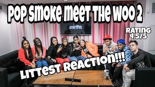 Gambar cover R.I.P POP SMOKE !! Pop Smoke - Meet The Woo 2 [Mixtape] - Full Album Reaction ||