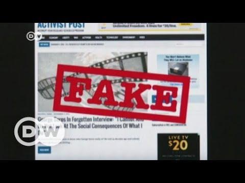 GMF: Kampf gegen Fake News | DW Deutsch