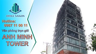 Văn phòng cho thuê trọn gói tại tòa nhà Anh Minh Tower trung tâm Quận 1