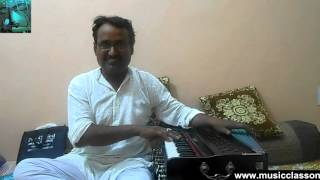 Raag Asavari  Learn Singing Hindi classical vocal Hindustani lessons online Guru Teachers