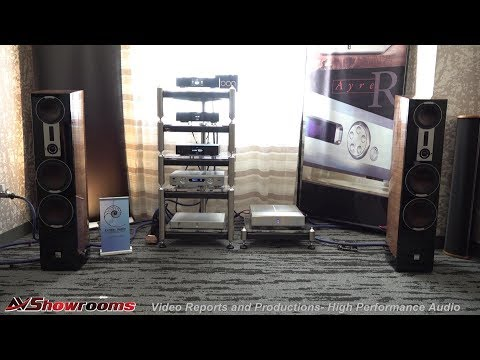 Auralic, Cardas Cables, Ayre Electronics, Dali Loudspeakers, RMAF 2019