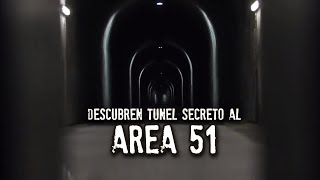 Descubren Acceso Secreto al AREA 51 (VIDEO REAL)