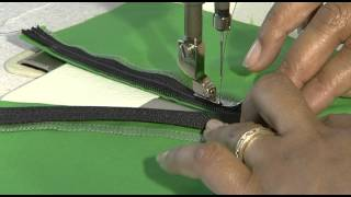Inserting a conventional zip using the channel method thumbnail