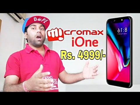 Micromax iOne Review, Camera, Specification, Features, Price in India | Hindi