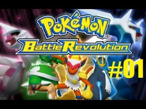 Nagi Plays Pokémon Battle Revolution [German] #01 Das Paradies der Kämpfe