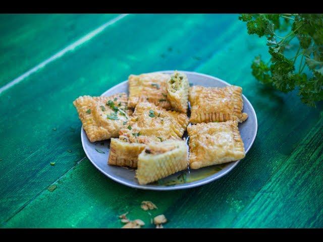 Surinaamse Pasteitjes || Surinaams eten || Vloggen en Koken || Recept