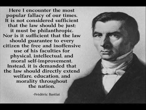 """""""The Law"""" by Frédéric Bastiat"""