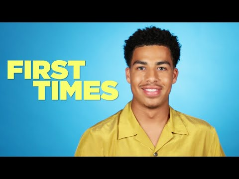 Marcus Scribner Tells Us About His First Times