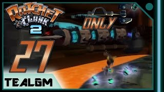 Ratchet & Clank 2 (WRENCH ONLY) - Part 27: The Impossible Challenge & The REAL Impossible Challenge!