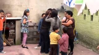 Headshot en piñata (FAIL)