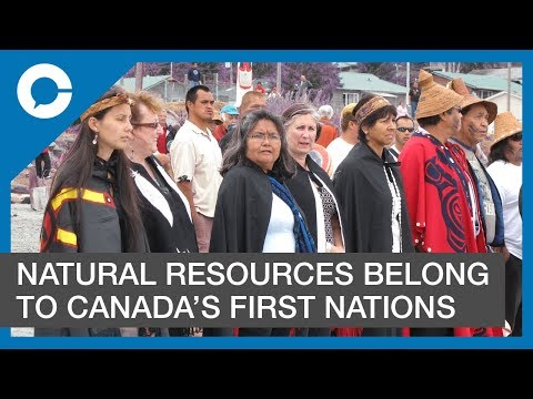 Author Bill Gallagher: Natural Resources Belong to Canada's First Nations