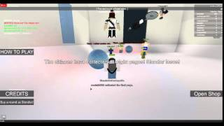 Roblox stop it slender part 1- why me :,(