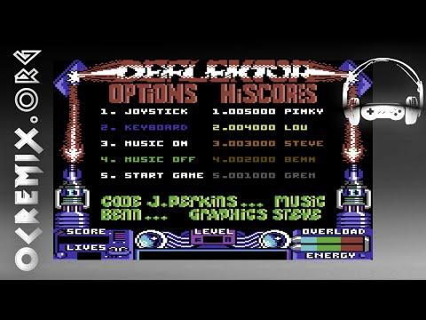 OC ReMix #132: Deflektor 'Laser Dance' [Main Theme] by Chuck Dodgers
