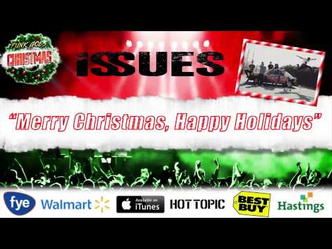 ISSUES - Merry Christmas, Happy Holidays ('N Sync Cover - Punk Goes Christmas)