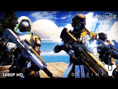 DESTINY Gameplay THE STREAM TEAM | Destiny Multiplayer / Swiftor & Typical Gamer