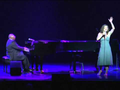 Coral Egan and Oliver Jones live at La Place Des Arts Montreal