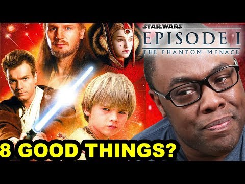 8 GOOD Things About STAR WARS Episode I: The Phantom Menace