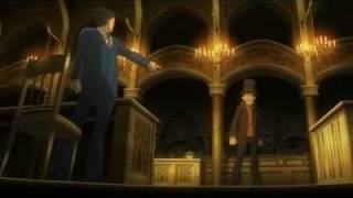 Professor Layton Vs Phoenix Wright - Official Trailer (with subtitles)