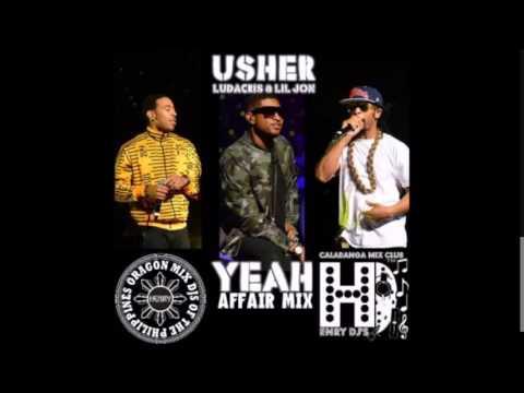 Usher - Yeah (Reggaeton Remix)