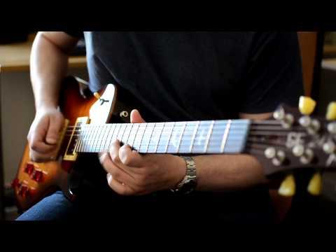 Marshall Reverb 12 5205 Amplifier Demo - Nick Ioannou