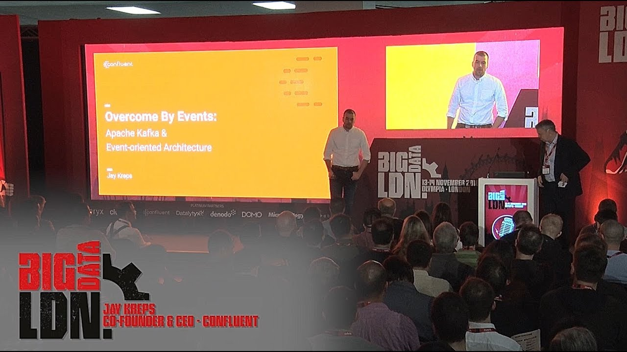Big Data Ldn 2018 Overcome By Events Apache Kafka And Event Oriented Architecture Youtube