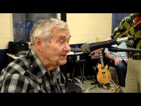 Don Rollins sings