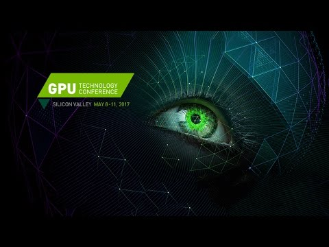 Nvidia GPU Technology Conference(GTC) 2017 Keynote