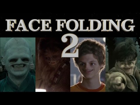 Face Folding Celebrities Is A Terrible, Wonderful Skill