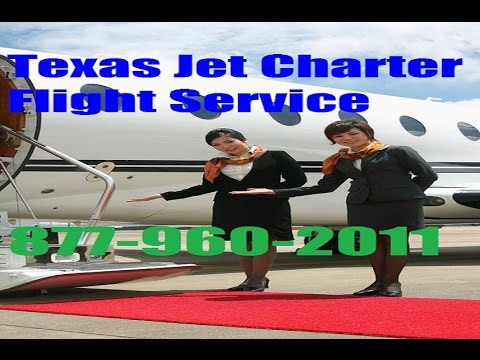 Private Jet Charter Flight Service From Or To Houston