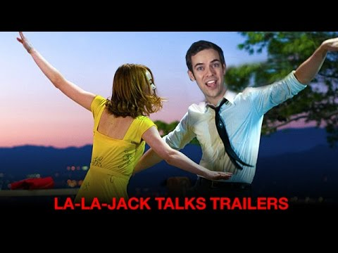 Jack Talks Trailers - La La Land, Cafe Society, A Monster Calls & More! - Regal Cinemas [HD]