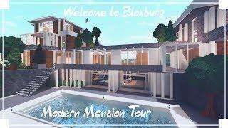bloxburg mansion modern roblox houses tour welcome mama jo algeriafoodexpo