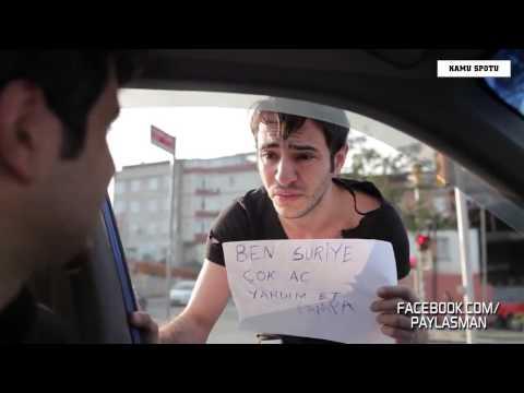 Hraspty | Suriyeli Dilenciler (Kamu Spotu)