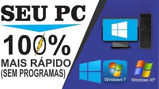 Como Deixar Seu PC 100% Mais Rápido Sem Formatar ( Atualizado 2015 )