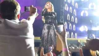 Halo - Beyonce - Chime for Change - Twickenham Stadium, London - 1st June 2013