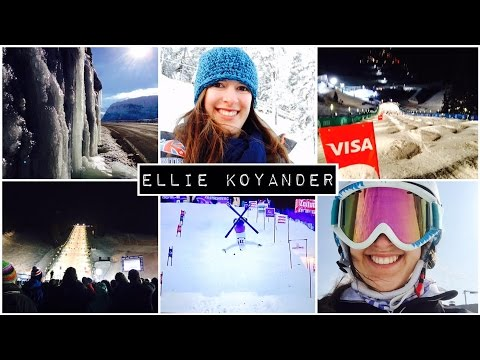Deer Valley Dual Moguls World Cup Ellie Koyander (GBR) vs Hannah Kearney (USA) 2015