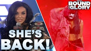 Su Yung IS BACK and Out For REVENGE Against Deonna Purrazzo! | Bound For Glory 2020 Highlights