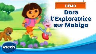 Démo jeu Dora l'Exploratrice - MobiGo de VTech