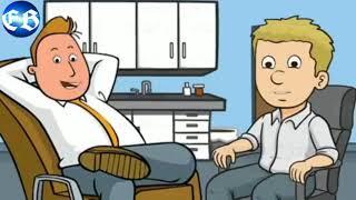 Nepali Funny Cartoon Animation || Funny Jokes 2018