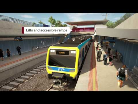 St Albans level crossing removals