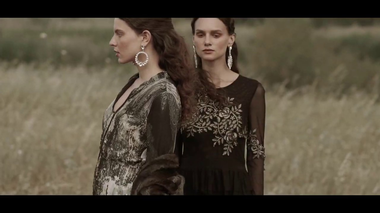 Badoo Luxury Clothing Campaign Fall Winter 2020 2021 Youtube