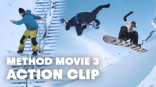 All The Action From The Method Movie 3