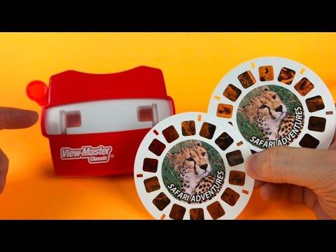View Master 3D Classic Safari Adventures