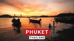 Ein typischer Tag in Phuket (inkl. Sonnenuntergang am Strand) 🌴